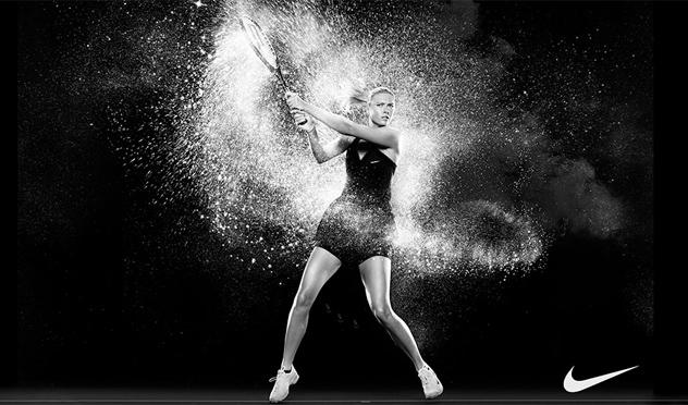 Maria Sharapova anuncio Nike