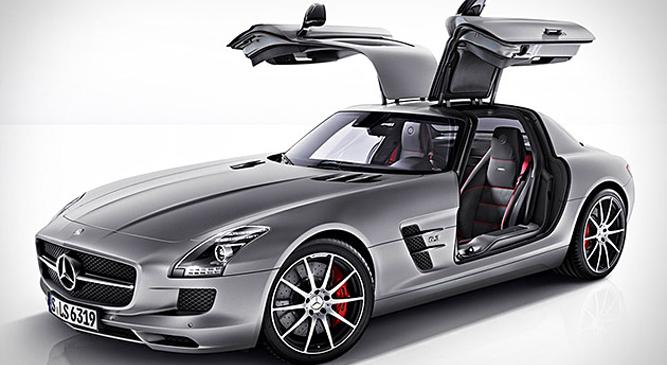 Mercedes Benz SLS AMG GT 2013