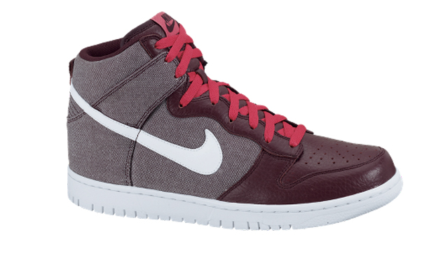 Nike Dunk High, la zapatilla favorita de Sergio Ramos.