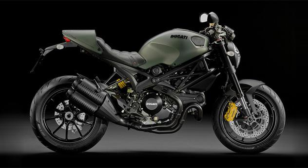 <b>Ducati Monster Diesel.</b>