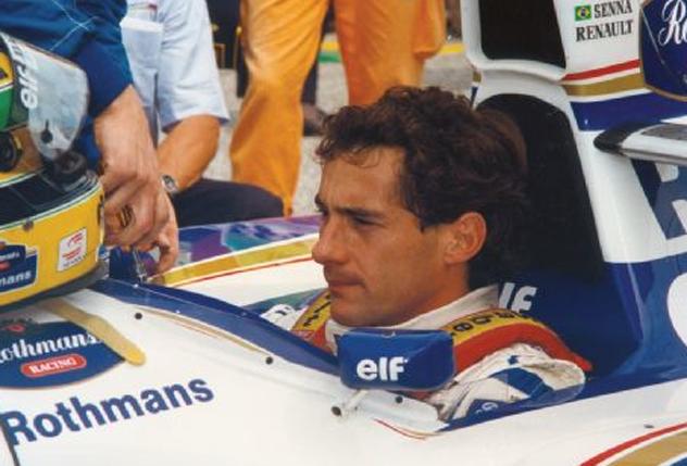 Senna película