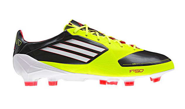 Botas Adidas Adizero miCoach de Benzema