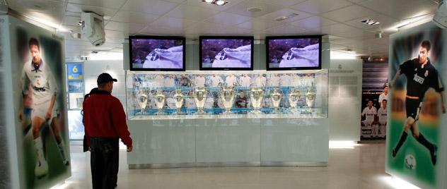 Las 9 copas de Europa del Real Madrid