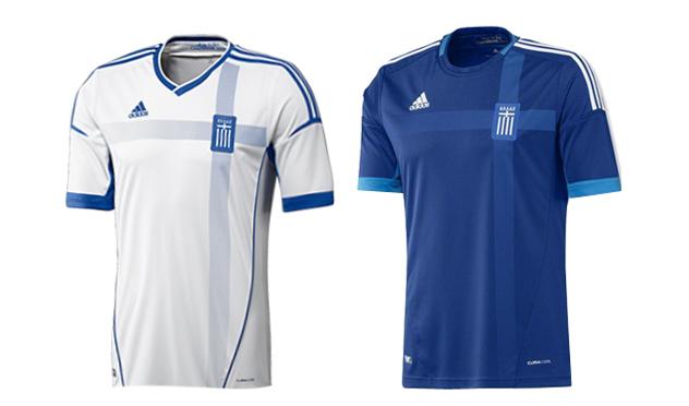 """<strong>Grecia</strong> (Adidas).  """"El color azul Klein está en tendencia, pero el diseño es algo pobre. Aunque muchas veces menos es más""""."""