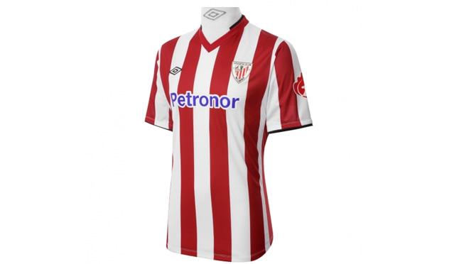 Equipación del Athletic de Bilbao.