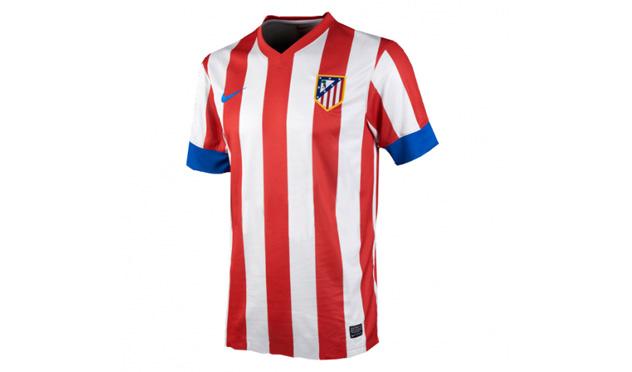 Equipación del Atlético de Madrid.