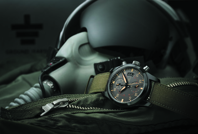 FOTO 03 IWC_Pilots Watch Chronograph TOP GUN Miramar_Mood