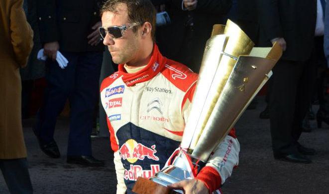 Loeb en Mónaco
