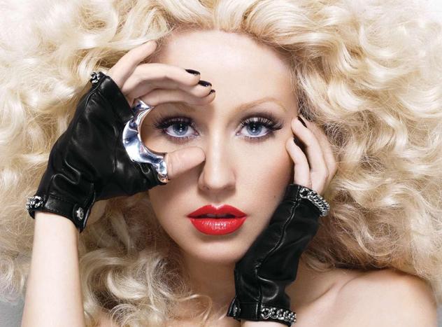 Christina+Aguilera+Bionic%21