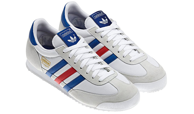 zapatillas adidas azules retro