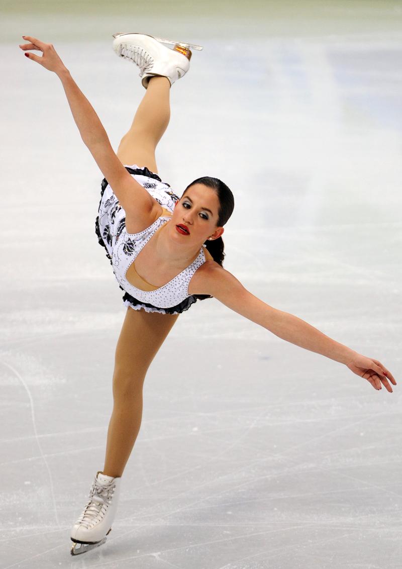 Sonia Lafuente (patinaje)