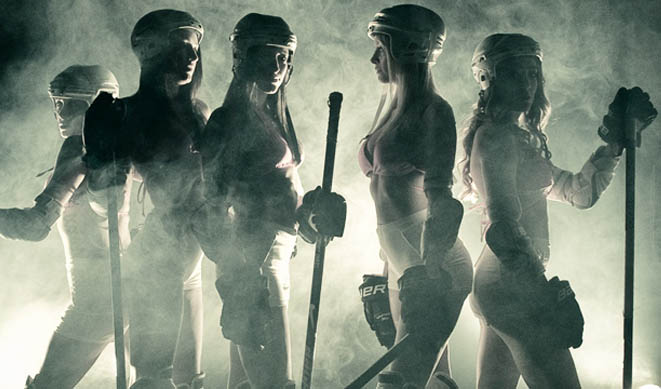 Hockey en Bikini