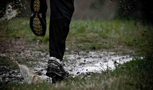 Calzados para el reto trail