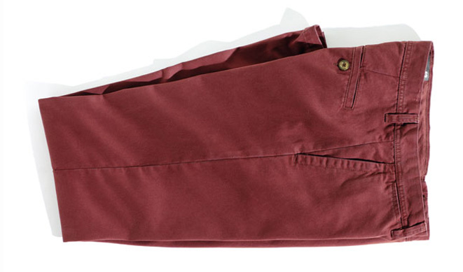 Pantalón chino Easy Wear