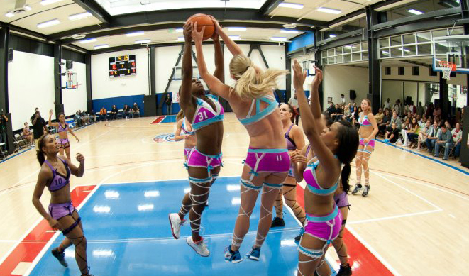 Lingerie Basketball League 5