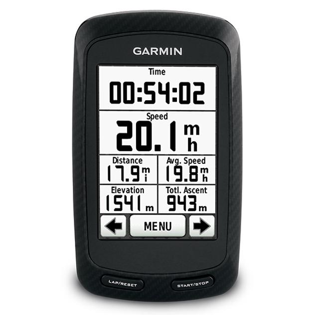 Cuentakilometros con GPS Edge 800H+CAD+City Nav Garmin