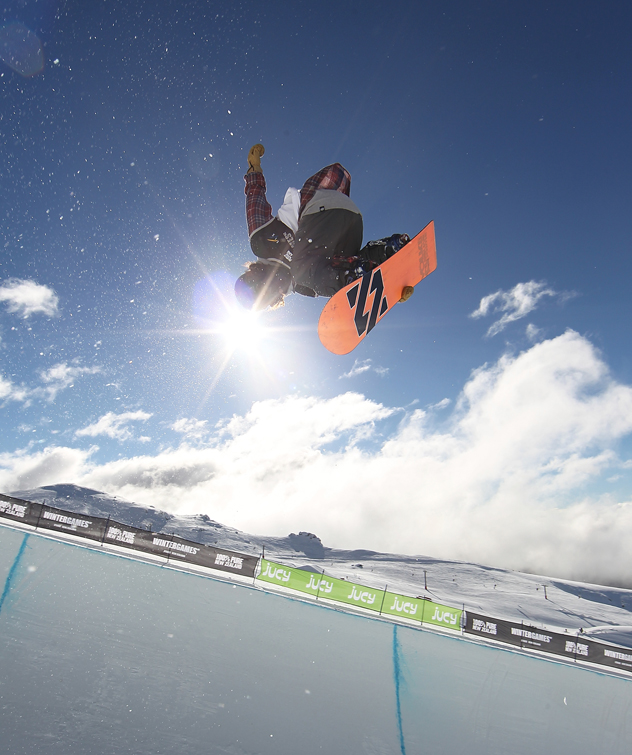 Fis snowboard halfpipe world cup