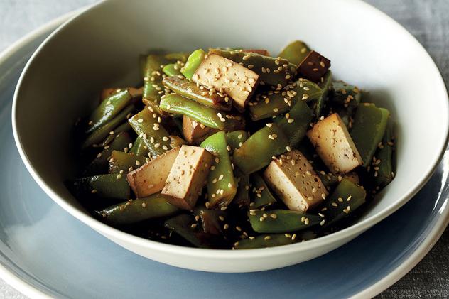 Verdura tofu 2