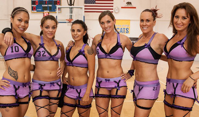 Lingerie Basketball League 7