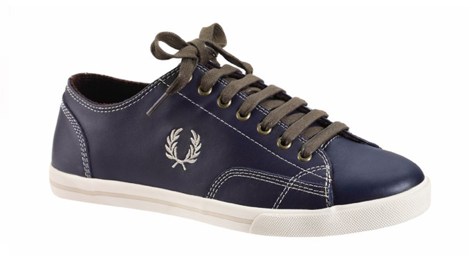 Fred Perry azul