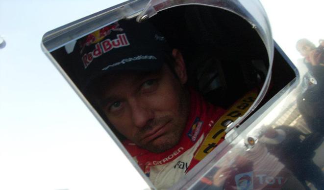Loeb en Monza