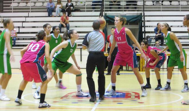 Navarra basket