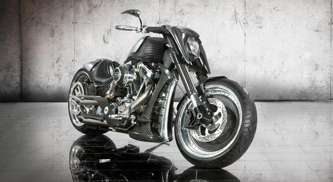 Zapico mansory bike