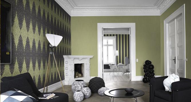 Paredes 39 vintage 39 tendencias 2014 for Moda pintura paredes 2016