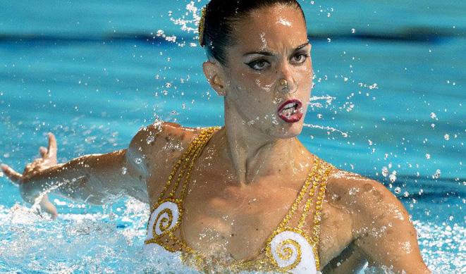 Las reinas de la natación mundial
