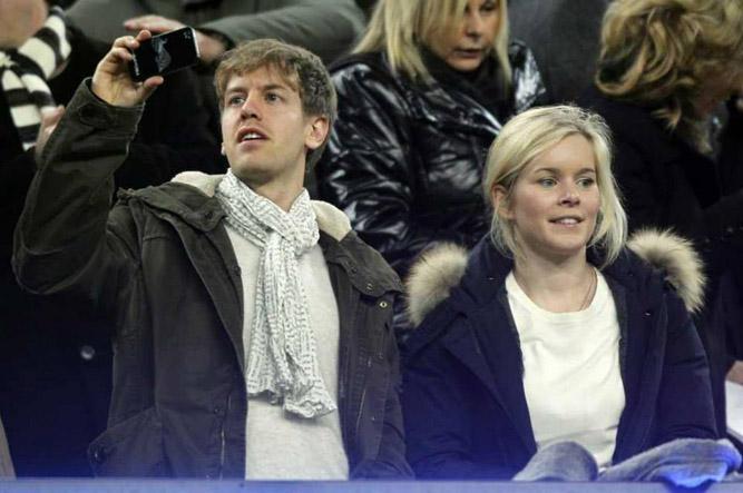 Hanna Prater y Vettel
