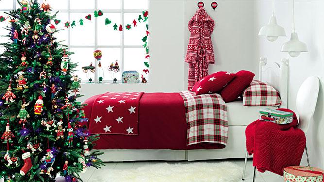 C mo decorar tu casa esta navidad tendencias 2014 for Decoracion hogar navidad 2014