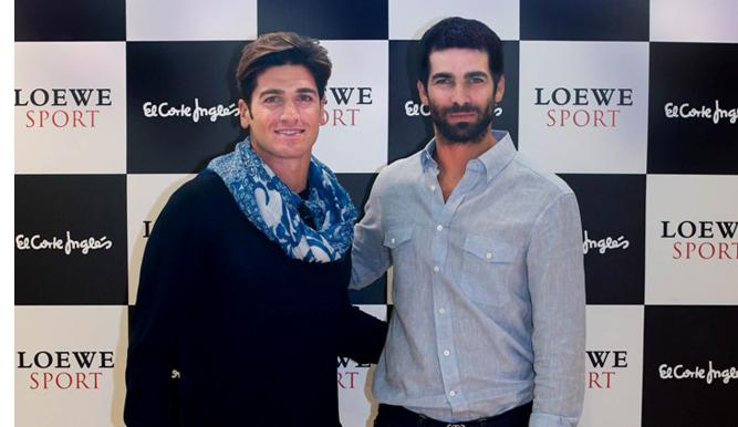 Rubén Cortada, la nueva cara del perfume Loewe