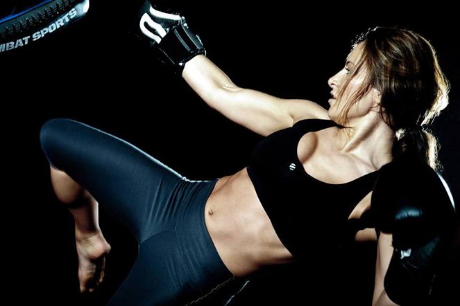 Mujer y artes marciales