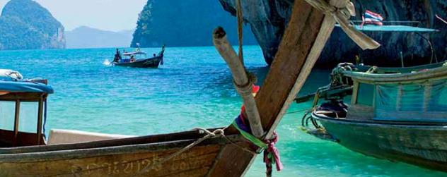 Buenas razones para descubrir Tailandia