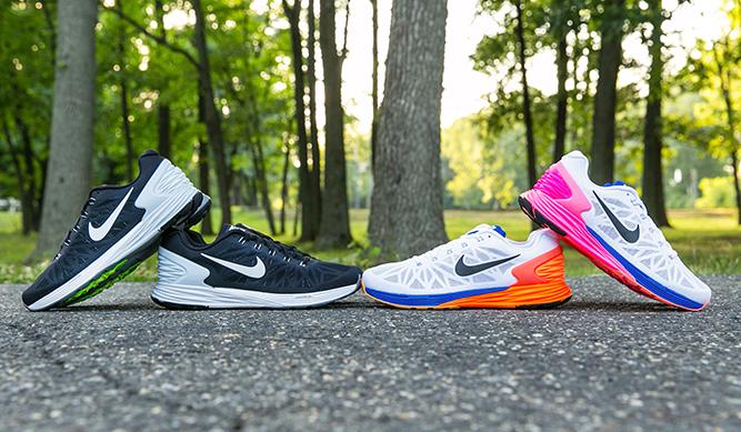 Nike Lunarglide, zapatillas para el Olimpo