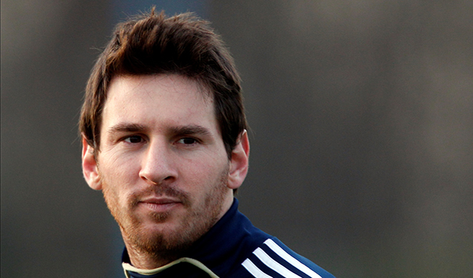 Messi: Capitán del Barça, Rey de Adidas