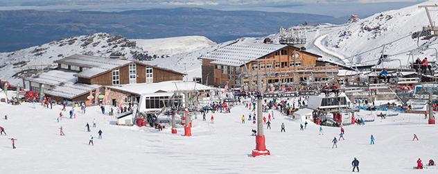 Pistas Ski Sierra Nevada Las Pistas de Sierra Nevada