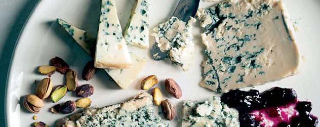 Nuestros quesos azules