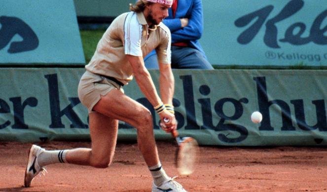 Björn Borg y las deportivas Diadora, una historia de éxitos