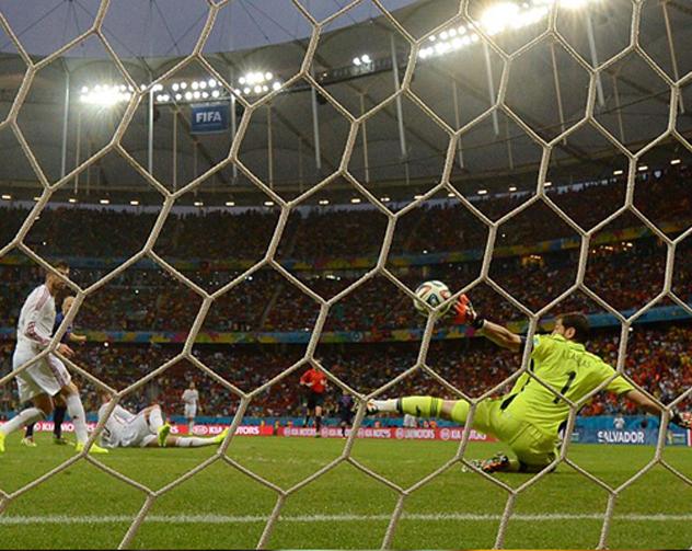 Adiós a un Mundial ruinoso para España