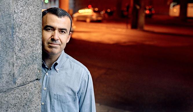 Lorenzo Silva y la pareja literaria de más éxito
