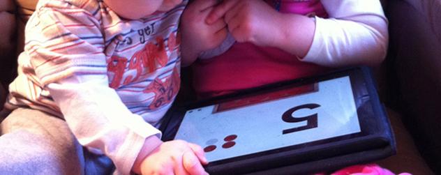 Aprender y jugar con las tablets infantiles