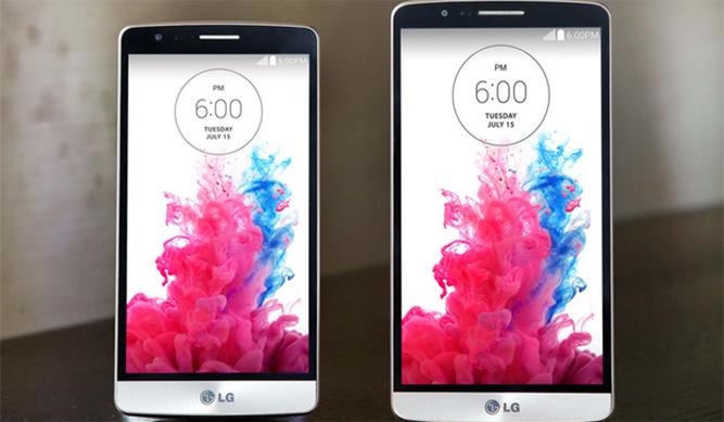 LG G3S, un hermano menor muy orgulloso