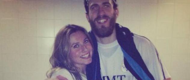 Las parejas del baloncesto español