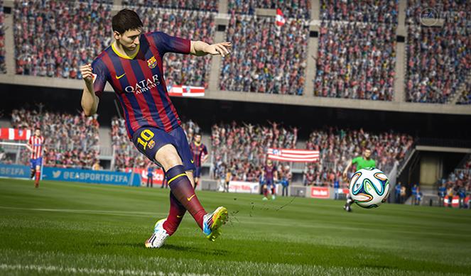 FIFA 15: Futboleros del mundo, uníos