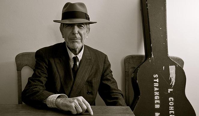 Leonard Cohen, una leyenda a fuego lento