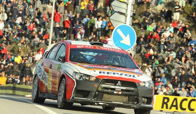 50 años del Rally Cataluña