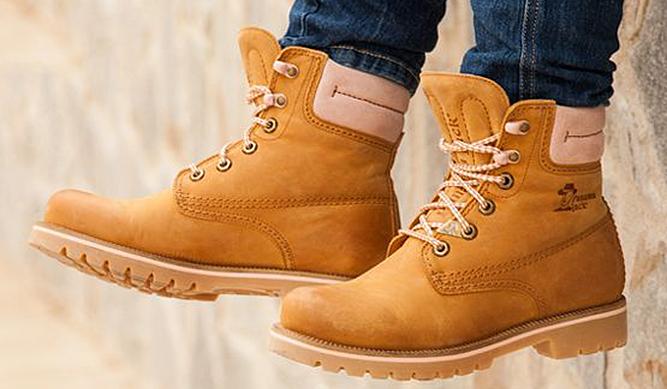 Gore-Tex, calzado para un look industrial