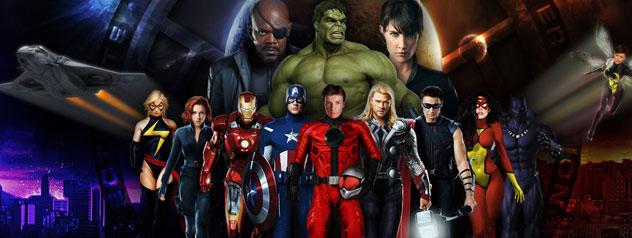 Marvel nos marca el calendario hasta 2020