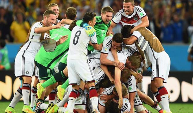 Diez momentos deportivos de 2014